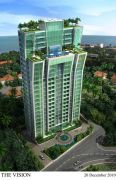 The Vision condos For Sale in  Pratumnak Hill